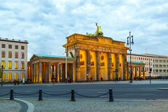 Berlin, Brandenburger Tor — Stock Photo