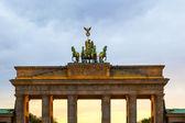 Berlin, Brandenburger Tor — Stock Photo