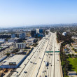 Aerial of Los Angeles — Stock Photo #11422243