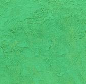 Muro verde con patrón duro — Foto de Stock