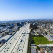Aerial of Los Angeles — Stock Photo #11478396