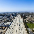 Aerial of Los Angeles — Stock Photo #11478397