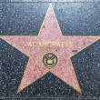 Royalty-Free Stock Photo: Bee Gees star on Hollywood Walk of Fame