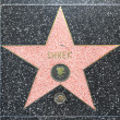 Royalty-Free Stock Photo: Shrek&#039;s star on Hollywood Walk of Fame