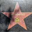 Monkees star on Hollywood Walk of Fame — Stock Photo #11523738