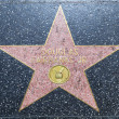 Stock Photo: Douglas Fairbanks star on Hollywood Walk of Fame