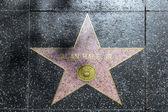 Alan hale jest gwiazda w hollywood spacerem sławy — Zdjęcie stockowe