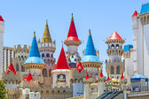 LAS VEGAS, NV - JUNE 15: Excalibur Hotel and Casino on June 15, — Стоковое фото