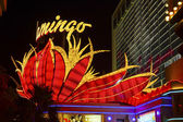 Flamingo Hotel Neon, Las Vegas, Nevada — Stock Photo