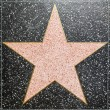 Xxx's star on Hollywood Walk of Fame - Stock Photo