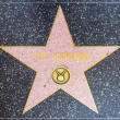 Simpsons star on Hollywood Walk of Fame — Stock Photo #11598065