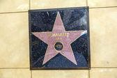 Muhammad Ali's star on Hollywood Walk of Fame — Stock Photo