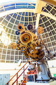 Zeiss telescope at the Griffith observatory — Stock Photo