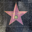 Lionel Richies star on Hollywood Walk of Fame - Stock Photo
