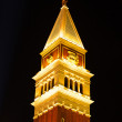 San marco at the Venetian Resort Hotel & Casino — Stock Photo