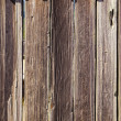Fort Ross wooden walls - Stock Photo