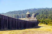 Fort Ross State Historic Park — Stock Photo