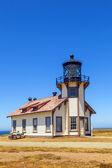 ポイント ・ カブリリョ灯台、カリフォルニア — ストック写真