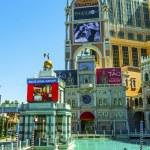 The Venetian Resort Hotel & Casino — Stock Photo