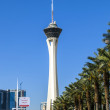 Stratosphere casino and hotel in Las Vegas — Stock Photo