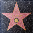 Постер, плакат: Phil Collins star on Hollywood Walk of Fame