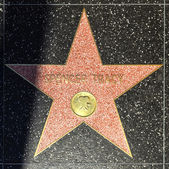 Spencer Tracys star on Hollywood Walk of Fame — Stock Photo