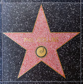 Phil Collins star on Hollywood Walk of Fame — Stock Photo