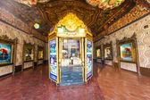 El capitan tiyatro girişi — Stok fotoğraf
