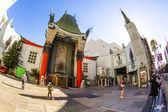 Grauman's Chinese Theatre — Stock Photo