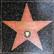 Bernardo Bertoluccis star on Hollywood Walk of Fame - Stock Photo