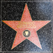 Bernardo Bertoluccis star on Hollywood Walk of Fame — Stock Photo #11920750
