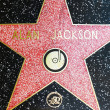 AlJacksons star on Hollywood Walk of Fame — Stock Photo #11921282