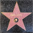 Stock Photo: Earl Lestz star on Hollywood Walk of Fame