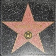 BarbarEdens star on Hollywood Walk of Fame — Stock Photo #11928474