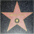 WinonRyders star on Hollywood Walk of Fame — Stock Photo #11944741