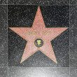 Johnny Depps star on Hollywood Walk of Fame — Stock Photo