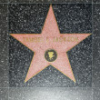 Samuel L Jacksons star on Hollywood Walk of Fame — Stock Photo