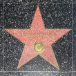 DonnSummers star on Hollywood Walk of Fame — Stock Photo #11945263