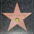 Ernst Lubitschs star on Hollywood Walk of Fame — Stock Photo