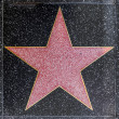 Stock Photo: Xxx's star on Hollywood Walk of Fame