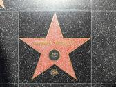 ハリウッド ウォーク オブ フェイムにアンドレア bocellis スター — ストック写真