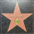 Jane Russells star on Hollywood Walk of Fame - Zdjęcie stockowe