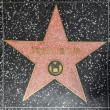 James Brolins star on Hollywood Walk of Fame - Stock Photo