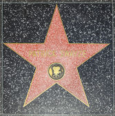 Patrick Swayzes star on Hollywood Walk of Fame — Stock Photo