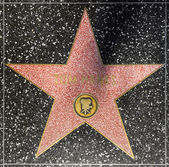 Tom Hanks star on Hollywood Walk of Fame — Stock Photo