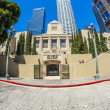 Public library downtown Los Angeles — Stock Photo #11984894