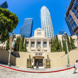 Public library downtown Los Angeles — Stock Photo #11985152