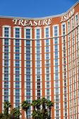 Treasure Island Hotel and Casino o — Stock Photo
