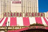 Circus circus otel girişi — Stok fotoğraf