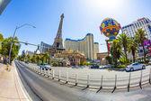Paris Las Vegas hotel and casinoin Las Vegas — Stock Photo